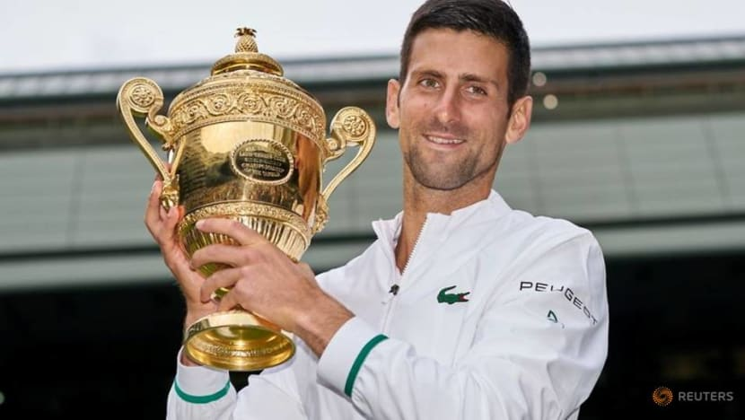 Olympics-Tennis-Prospect of making history will outweigh empty seats -Djokovic