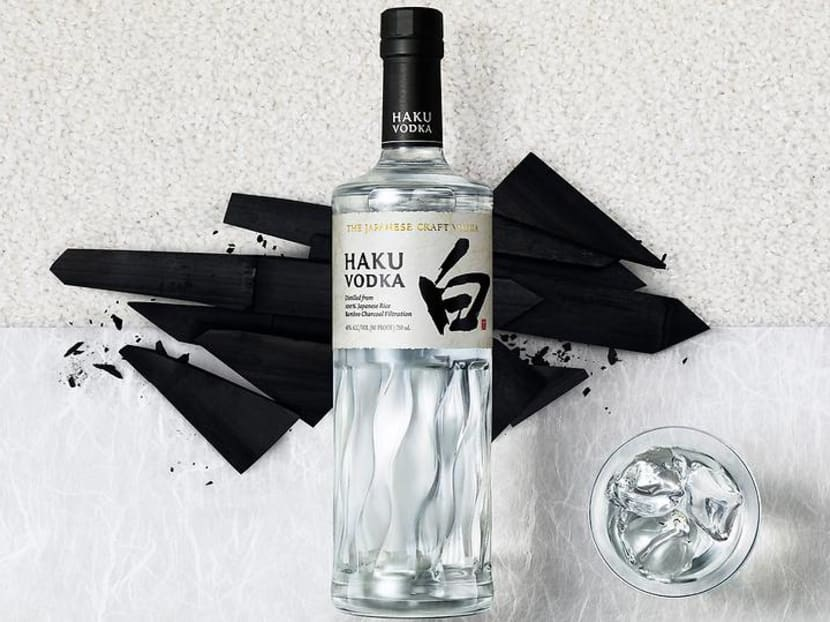 Sip your grains: An elegant Japanese vodka made from rice
