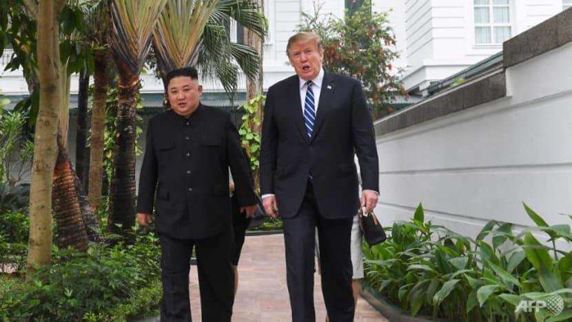 Trump in 'no rush' as formal nuclear talks open with Kim