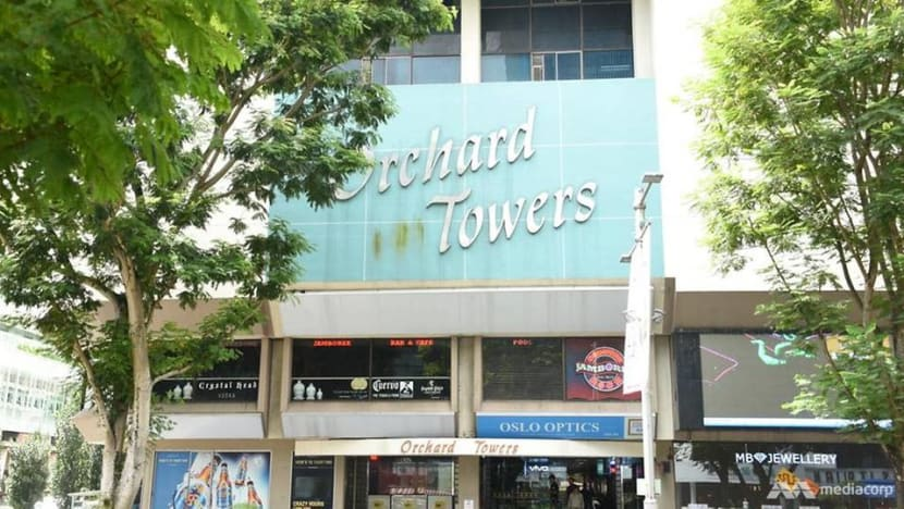 Commentary: Does Orchard Towers belong in Orchard Road?