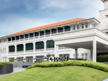What's it like staying in Singapore's newest hotel, Oasia Resort Sentosa?