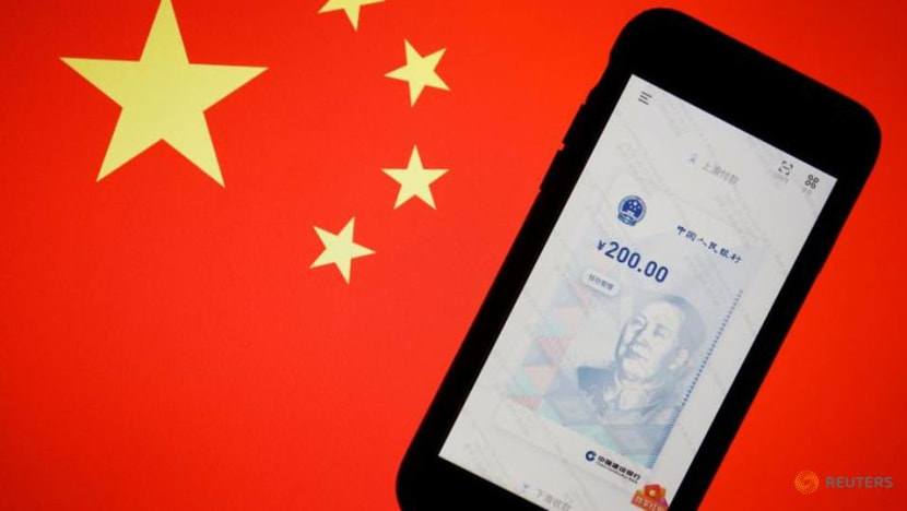 Chinese central bank's digital yuan given trial by lottery