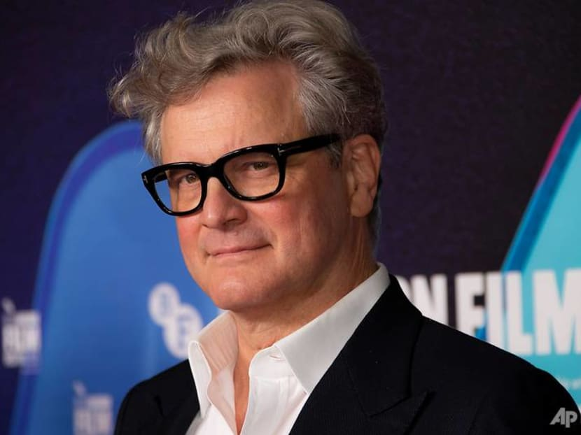 Colin Firth to star in new action comedy adapted from Chinese zombie comic series