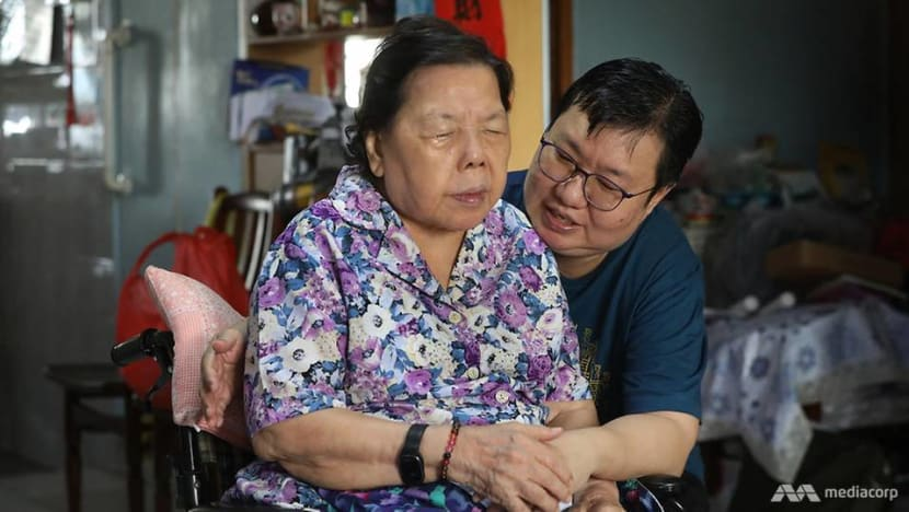 The Big Read: As Singapore society ages, who will care for the caregivers?