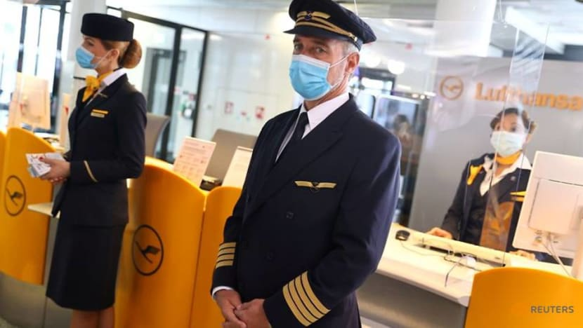Positive about flying? Airlines look to COVID-19 tests that give results in minutes