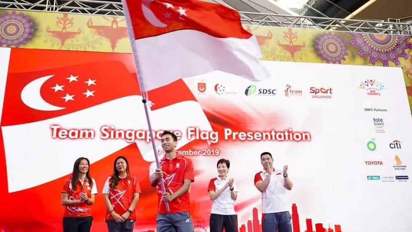 Team Singapore contingent to receive booster shots following 'increased' incidents of polio in Philippines