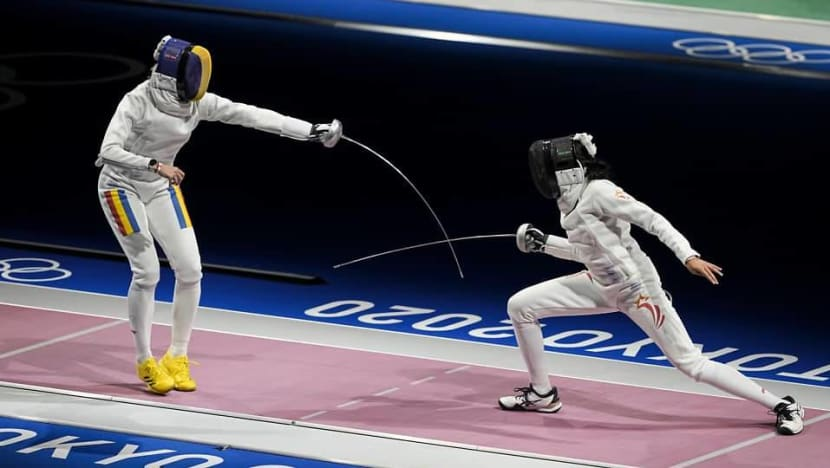 Fencing: Singapore's Kiria Tikanah bows out of Olympics after opening round win