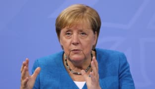 Merkel says Germany may need to rescue 10,000 people from Afghanistan