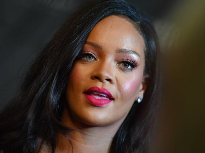 Rihanna's stalker ordered to stay away for 10 years after breaking into LA home