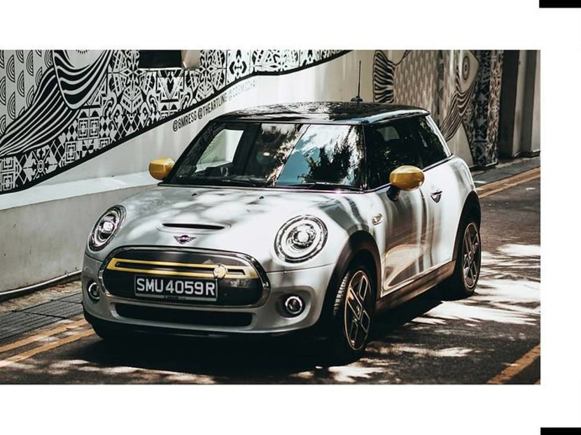 What's it like to have an electric car in Singapore? We took the new MINI Electric for a spin