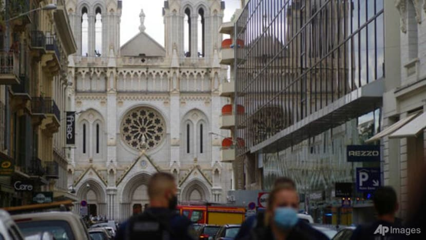 Brazilian woman among those killed in France church attack