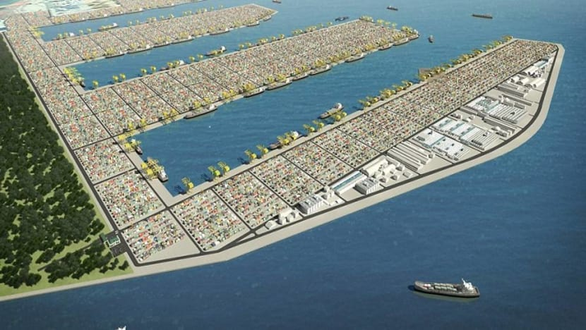 Commentary: Singapore's Tuas Mega Port a bold investment that will face significant challenges