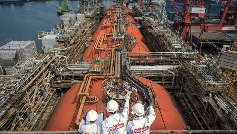 Keppel, Sembcorp Marine agree to explore potential combination of offshore and marine units