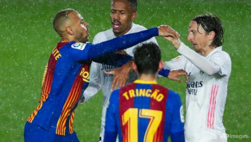 Barcelona pip Real Madrid to become world's most valuable football club: Forbes