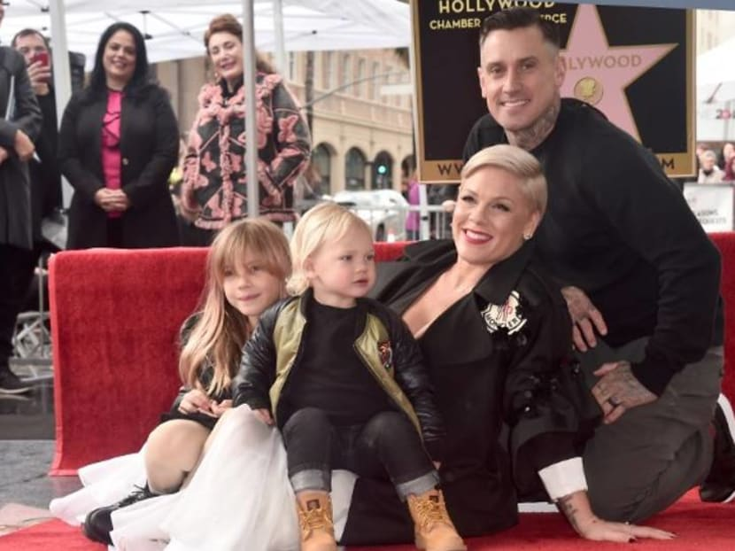 Raise your glass: Pink will be first international artiste for top BRITS honour
