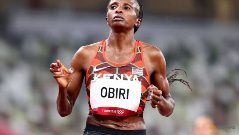 Olympics-Athletics-Hassan, Obiri ease into 5,000m final