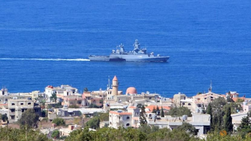 Lebanon sets starting point for sea border negotiations with Israel