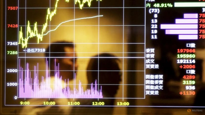 Taiwan urges state-owned banks to buy stocks as market tumbles: Sources