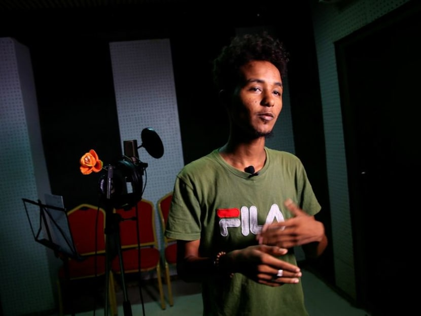 Sudanese rap thrives with post-uprising freedoms