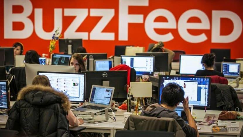 BuzzFeed to go public via US$1.5 billion SPAC merger