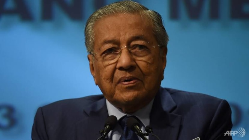 'Not politically motivated': Mahathir on arrests of former political leaders