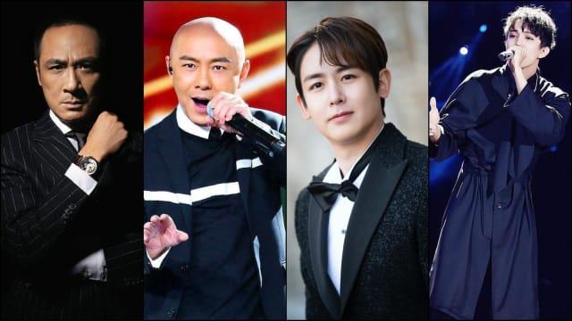 《追光吧!哥哥2》嘉宾阵容曝光 张卫健、吴镇宇、2PM Nichkhun确定加盟?