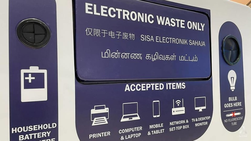 Singapore's e-waste collection and disposal scheme: What you need to know