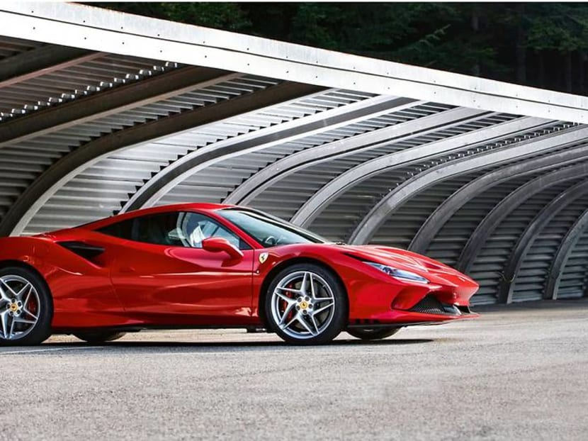 Why Ferrari chose to equip the F8 Tributo with the 'near-extinct' V8 engine