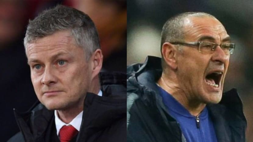 Man United vs Chelsea is all about the managers, Solskjaer and Sarri, fighting for their futures