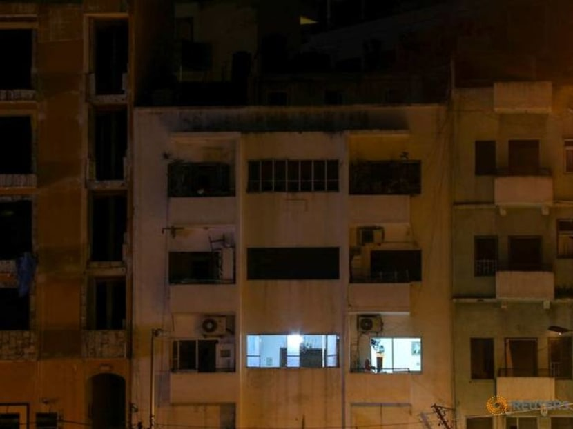 Gazing over wasteland, Beirutis mourn lost 'Lady of the World'
