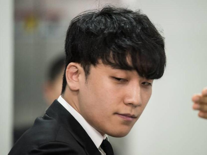 South Korean court to rule on K-pop star Seungri's arrest