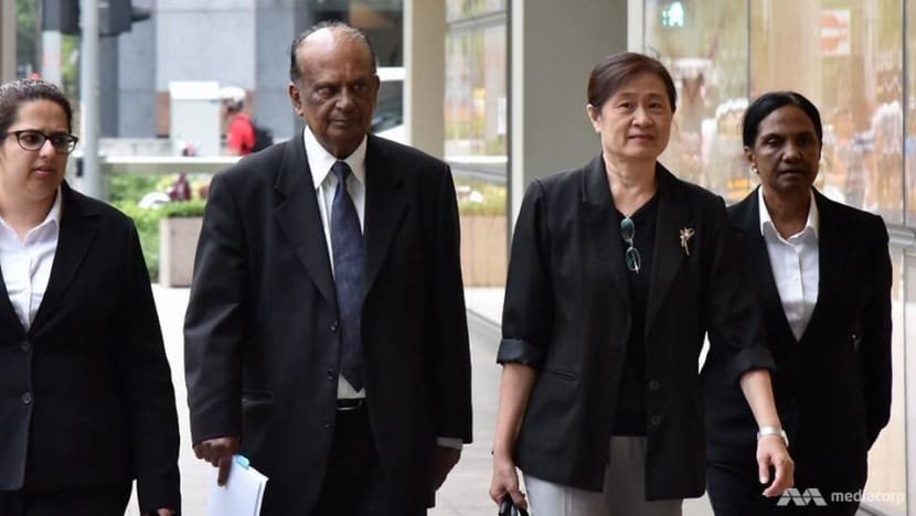 AHTC trial: FMSS' How Weng Fan wanted 'hopeless chairman' Sylvia Lim replaced, reveals Davinder Singh