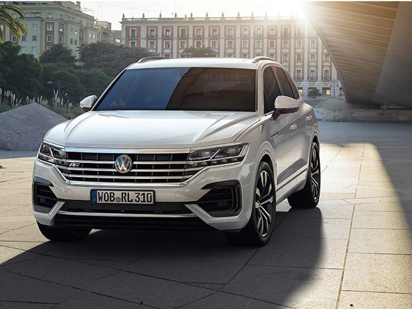 Why the latest Volkswagen Touareg is such a torque-ing point