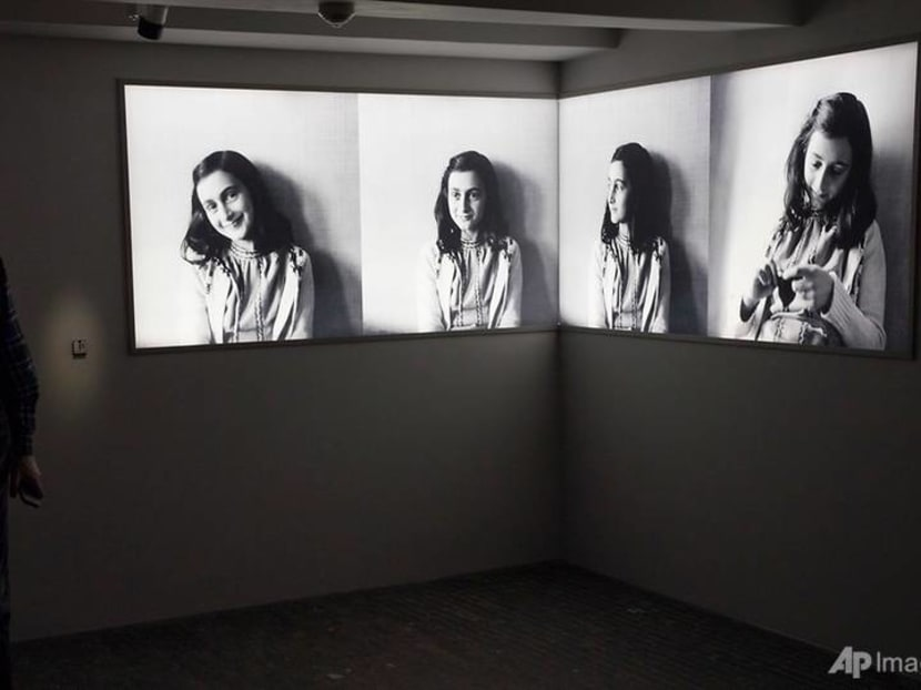 Anne Frank's house revamped for 'new generation'