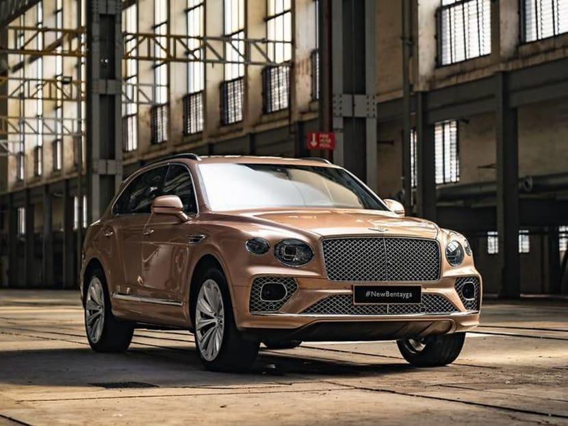 Luxury enhanced: How Bentley made a better Bentayga