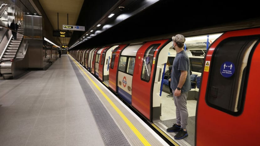 London subway in first major expansion since the '90s