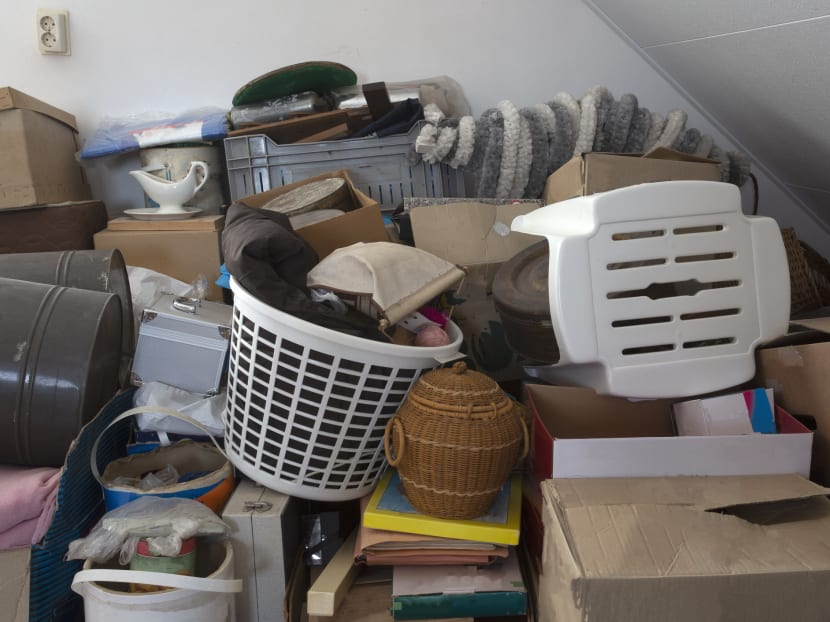 Your cluttered home could be stressing you out, researchers learn