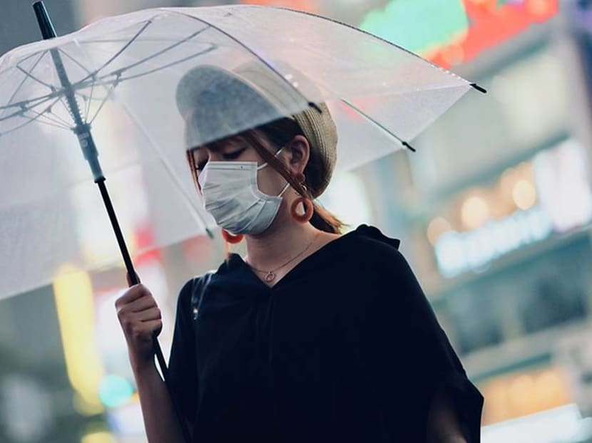 Masks and monochrome: What the Japanese are wearing on Tokyo's streets