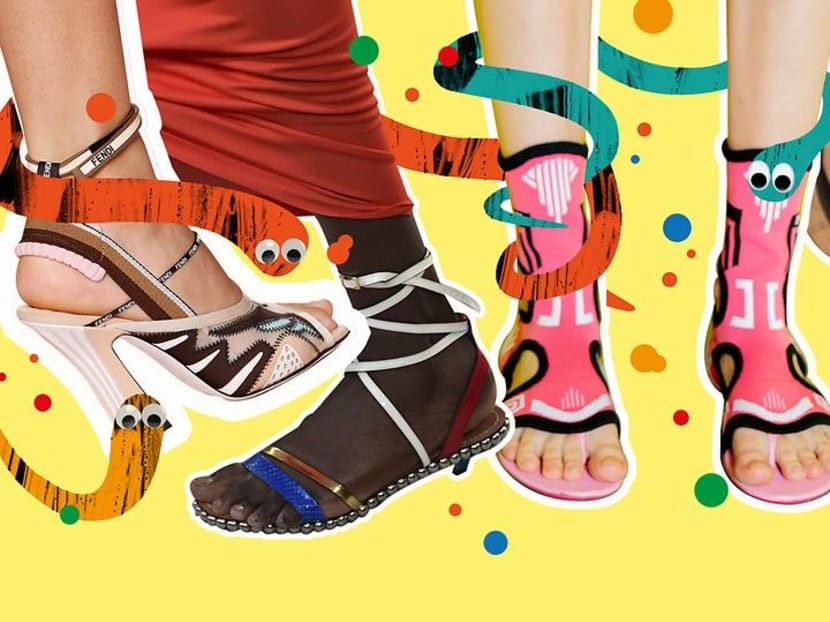Sun, sea and sandals: The most stylish casual footwear of the season