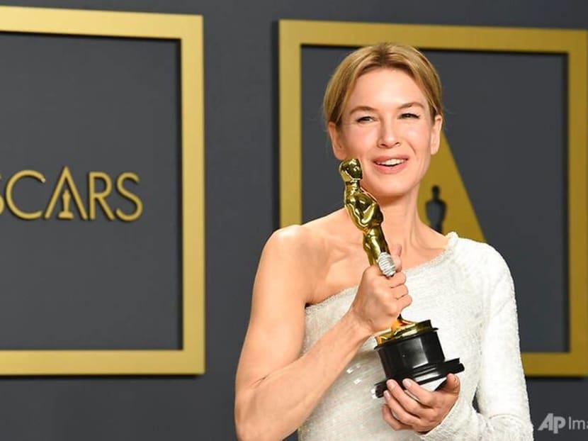Being Judy Garland won Renee Zellweger an Oscar – is a Grammy next?