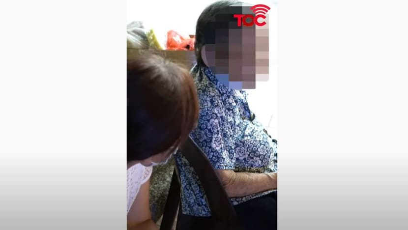 The Online Citizen's video on allegations of police bullying elderly woman is 'despicable': Shanmugam