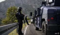 Serbian troops on heightened alert at Kosovo border