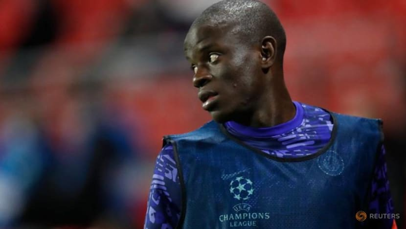 Soccer-Tuchel hopes 'top guy' Kante can deliver Champions League title