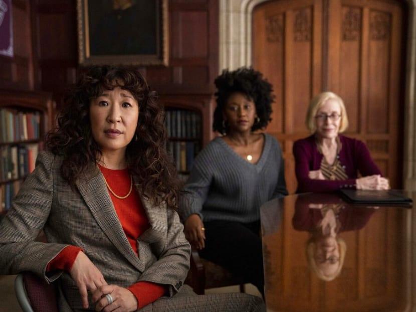 Sandra Oh takes Killing Eve break with Netflix dramedy The Chair