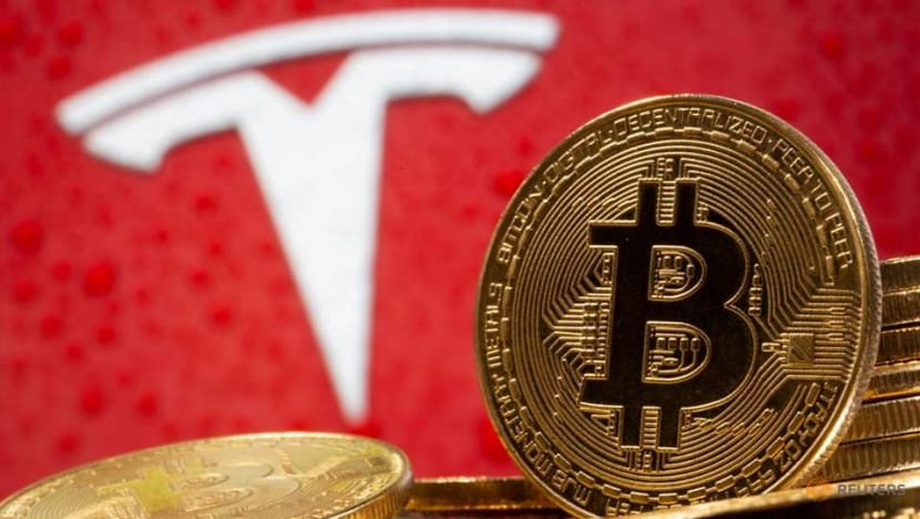 Commentary: Amid record high value, Tesla's bitcoin bet raises uncomfortable questions