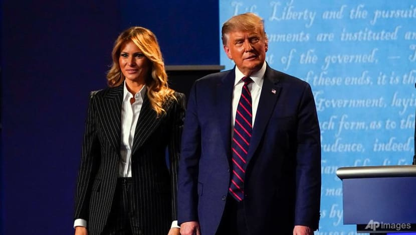 US President Trump and wife Melania test positive for COVID-19 after top aide caught virus