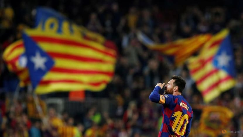 Football: Messi to leave Barcelona due to financial constraint