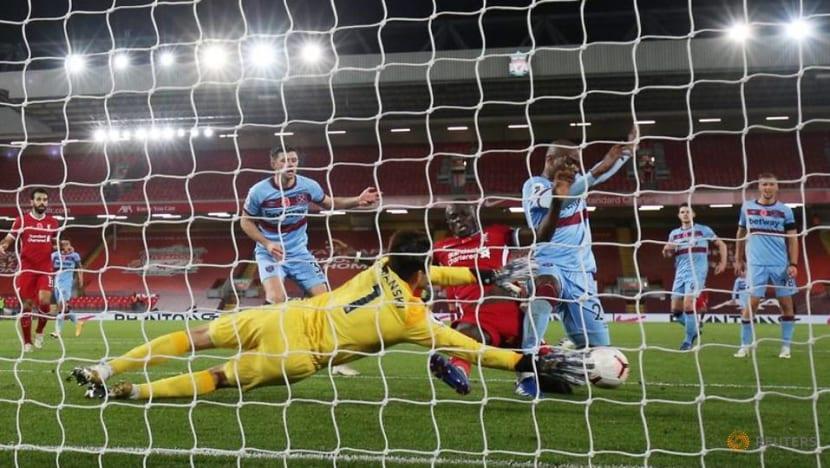 Football: Jota strikes again as Liverpool go top