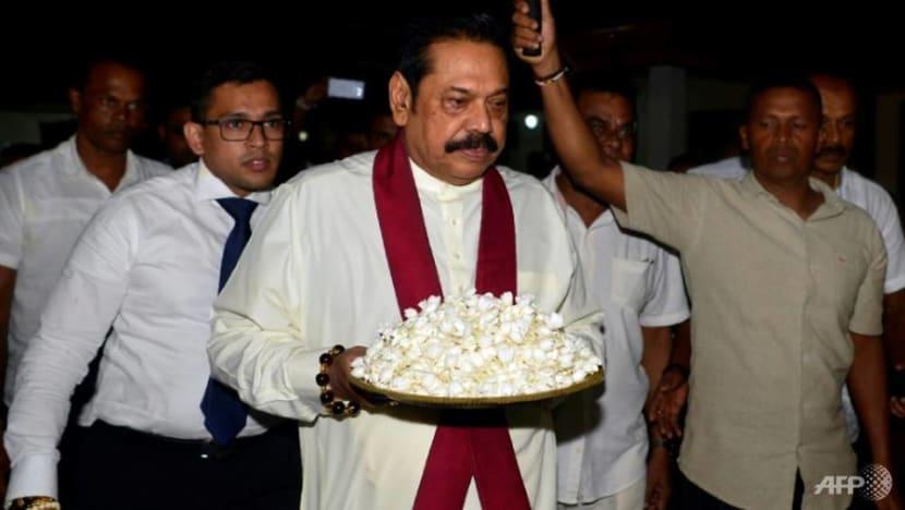 Sri Lankan president's party backtracks on parliament suspension