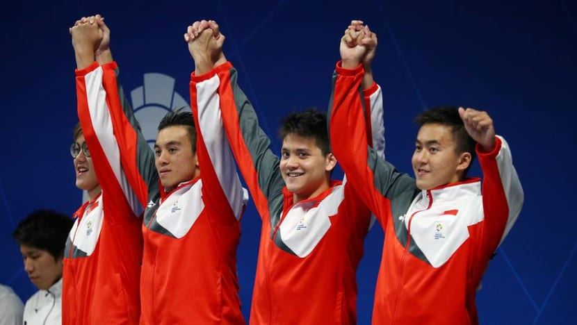 Singapore swimmers 'surpassed expectations' at Asian Games: Coaches